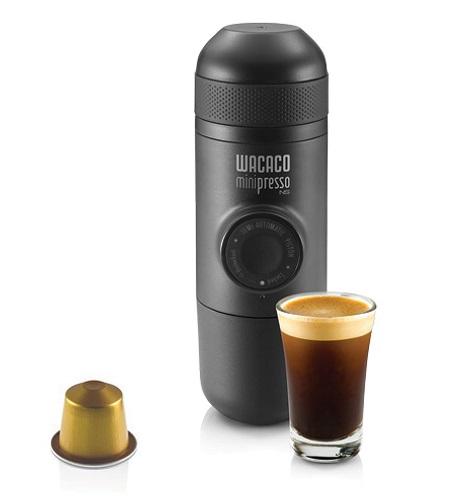 เครื่องชงกาแฟ ชนิดพกพา Minipresso NS